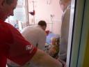 Drużyna Szpiku - świąteczne prezenty dla chorych dzieci