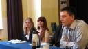 Konferencja prasowa z trenerem Lecha M. Rumakiem